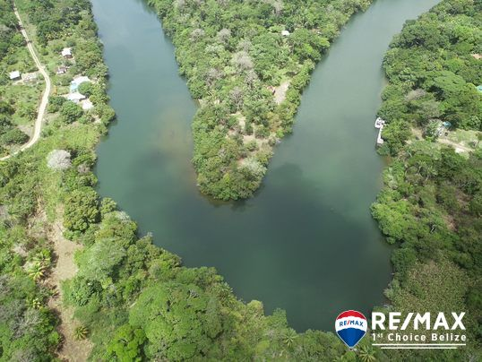 sittee river belize map L6964 630ft Of Sittee River Re Max 1st Choice sittee river belize map