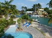 Amazing Island Townhouse with 360 degree views of sea, lagoon and mountains
