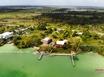 MANATEE SHALLOWS RETREAT - SEA FRONT HOUSE - FOUR MILE LAGOON, COROZAL