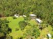 Beautiful Jungle Resort in the Hummingbird Mountains
